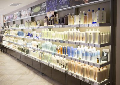 Parkside Spa's Aveda Products