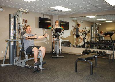 Parkside Fitness Gym